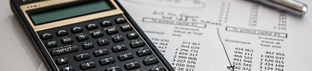 Taschenrechner zur Berechnung der BG Rente